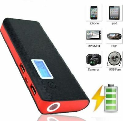 300000Mah Power Bank  Usb External Battery Pack Charger For All Mobiles Uk