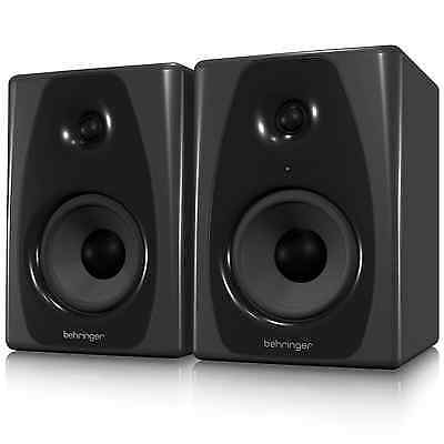 Behringer Studio 50 USB Reference Studio Monitor Speakers