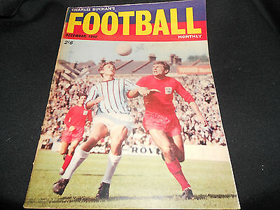 Charles Buchan's Football Monthly - December 1966 - World Cup Year