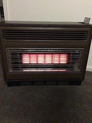 Rinnai Galaxie 60 - 6 burner LPG heater