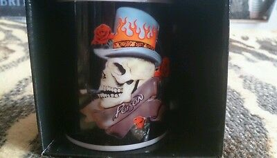 Poison (Rock Band) Mug New In Original Packaging-Ratt/motley Crue/twisted Sister