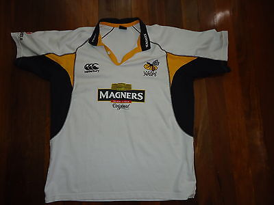 London Wasps UK Rugby  jersey XL