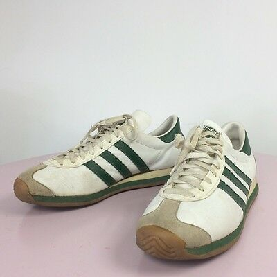 Vintage Adidas Country - Made In France - Size 8,5 - Pointure 42