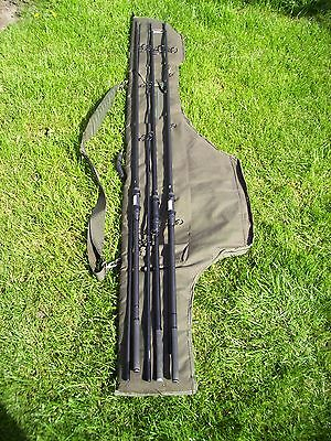 Carp Rods X 3 Plus T F Gear Rod Holdall Carp Fishing Set Up .