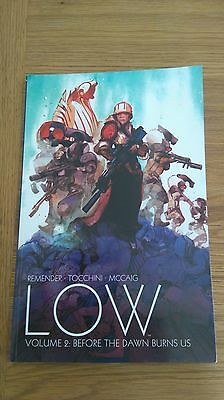 LOW VOLUME 2 BEFORE THE DAWN BURNS US GRAPHIC NOVEL Paperback