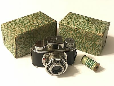 Miniature Hit Camera with Original Box, Japan