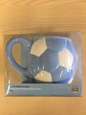 Manchester City Football Club Mug