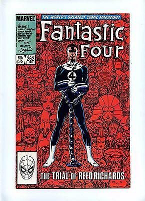 Fantastic Four Vol.1 #262 - Marvel 1961-2012 - VFN/NM - Origin of Galactus