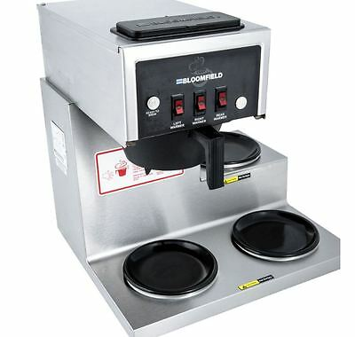 Restaurant Coffee Maker Commercial Concessions Institution Cafe