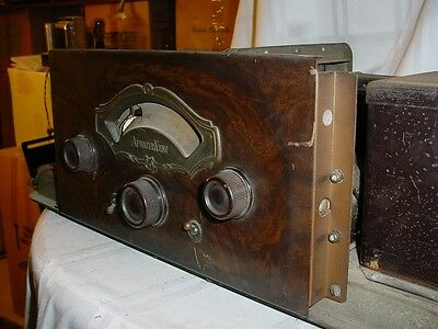 Atwater Kent Type L radio chassis - REDUCED $70!!!