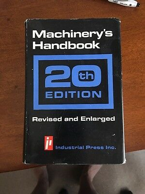 Machinery's Handbook