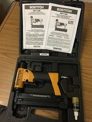 Bostitch 23 Gauge Pin Nailer HP118K