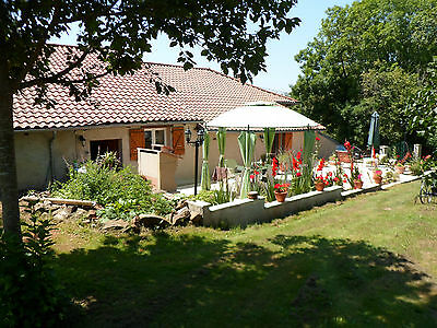 Holiday cottage. Charente, south west France.