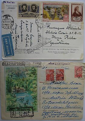 Russia: Collection of Envelopes.