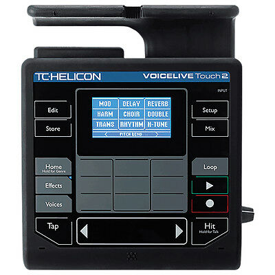 TC.HELICON TC092 VoiceLive Touch 2 Vocal Designer and Looper
