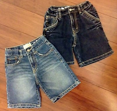 Summer Lot Boys 3T Denim Shorts - The Children's PLACE