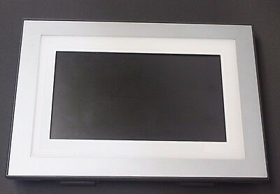 "Kodak Easyshare M820 8"" Inch Digital Picture Frame LCD Screen As Is"