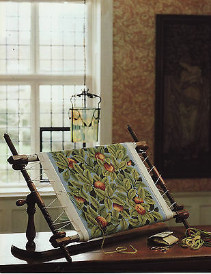 Apples William Morris Beth Russell Needlework Tapestry Needlepoint Chart