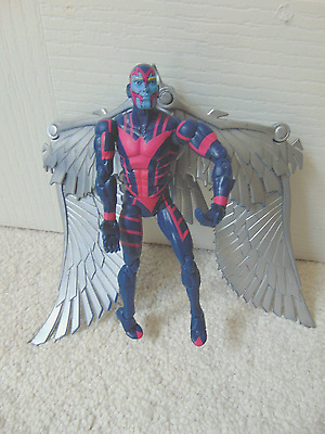 """Marvel 2003 Xmen Archangel With Wings 6"""" High Action Figure"""