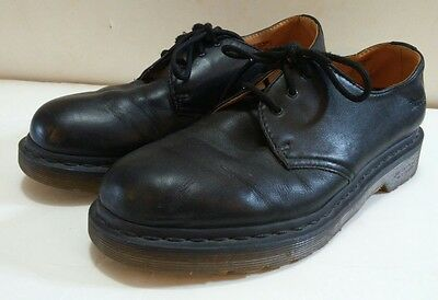 Dr. Martens Shoes Black Mens Size 8 Doc Marten