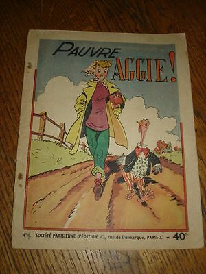 Pauvre Aggie Eo 1948 Be