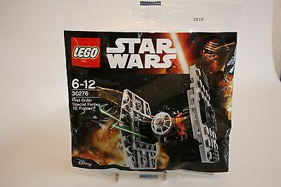 Lego Star Wars 30276 First Order Special Forces Tie Fighter **Brand NEW**