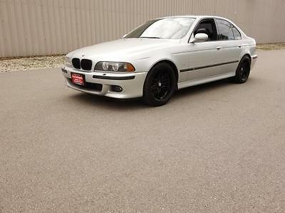 2002 BMW M5 Base Sedan 4-Door 2002 BMW M5  6 speed Manual like M3 E55 Inspected - Looks & Drives Like New