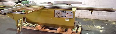"""Holz #34-126 12"""" Sliding Bed Table Saw"""