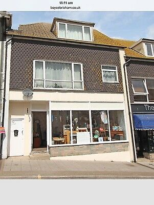 2 Bedroom Flat And Shop Lease For Sale In Brixham Devon