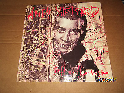 Andy Sheppard Soft On The Inside Antilles An 8751 1990 Nm Con