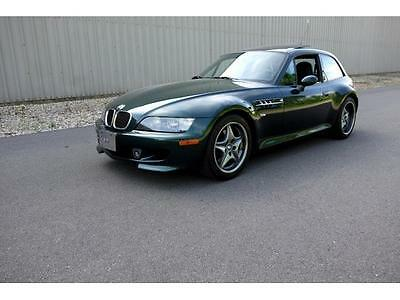 2002 BMW M Roadster & Coupe M Coupe Coupe 2-Door 2002 BMW M Coupe Z3M Z4 Z3 M3 M5 - 1 OF 1  combo- Dinan Rare  LOW MILES.-