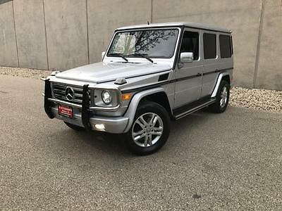 2011 Mercedes-Benz G-Class G 550 2011 Mercedes Benz G550 like G500 G55 G63 amg ALL OPTIONS ULTIMATE SUV LIKE NEW