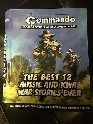 commando war comic books