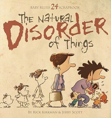 The Natural Disorder of Things by Jerry Scott Paperback Book great condition