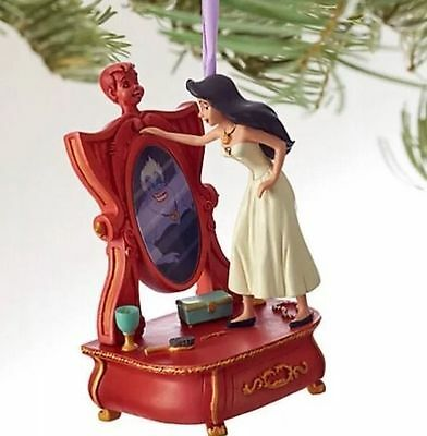 Ursula as Vanessa Disney Sketchbook Ornament NWT The Little Mermaid