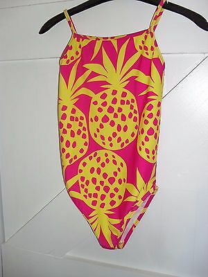 Girls Swim Suit - Size 11-12 Years