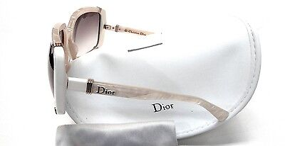 Christian Dior Women's Sunglass Diorchicago1 Tryfm Pearlwhit Color Plastic 60Mm