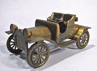1911 Buick Antique Automobile Cigarette Table Lighter Vintage Metal Car Model