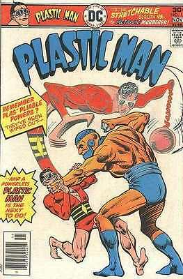 Plastic Man (1966 series) #15 in Very Fine condition. FREE bag/board