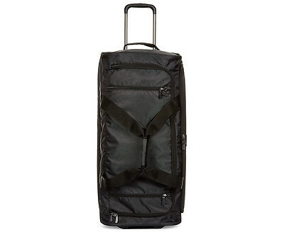Antler Helix Casual 2W Double Trolley Duffle Bag 80cm - Charcoal
