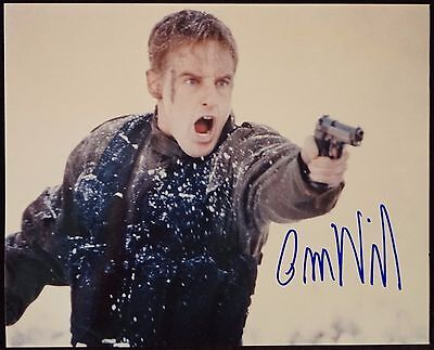 """""""Behind Enemy Lines"""" OWEN WILSON Autographed 8 x 10 Photo Guaranteed Authentic !"""