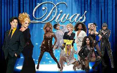 DIVAS Frank Marino Las Vegas Show Certificate For 4 People $400 Face Value 930pm