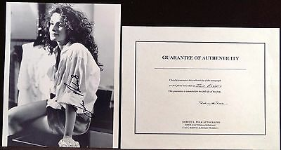 JULIA ROBERTS Pretty Woman Autographed Signed 8 x 10 Photo w/Certificate