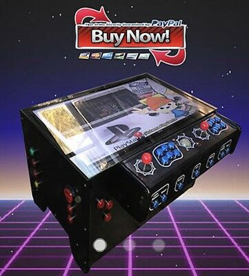 "32"" Ultimate Cocktail Arcade Machine! Hyperspin  30,000 Plus Games And pinball!"