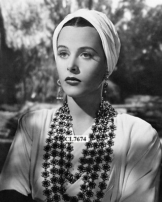 Hedy Lamarr in the Movie 'Lady of the Tropics' Photo