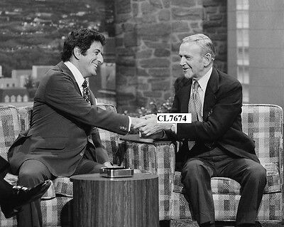 Tony Bennett and Fred Astaire on TV 'The Tonight Show Starring Johnny Carson'