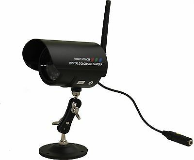 HS1450CCD Wireless Audio Video Camera