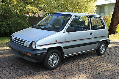 Honda City Pro T 1981, Suit Collector Club Rego
