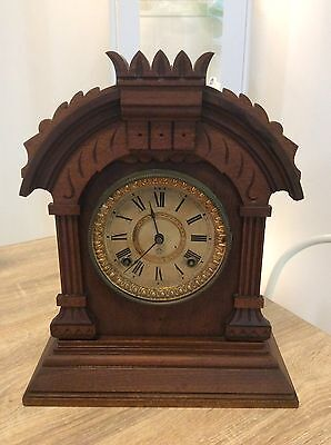 Ansonia Mantle Clock In Working Order Great Condition