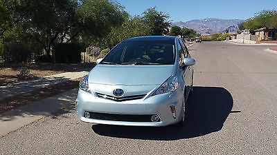 2013 Toyota Prius V FIVE - PANORAMA ROOF 2013 PRIUS V FIVE,GPS,PANORAMA ROOF,RADAR CRUISE,LED,BLUETOOTH,TECHNOLOGY PCKG